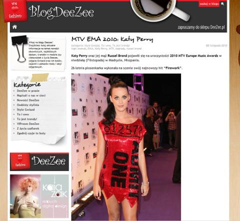 deezee blog
