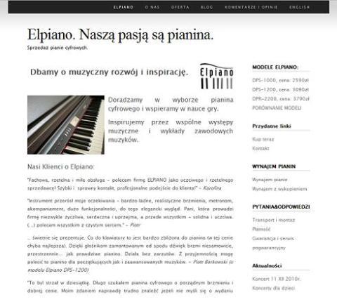 elpiano blog