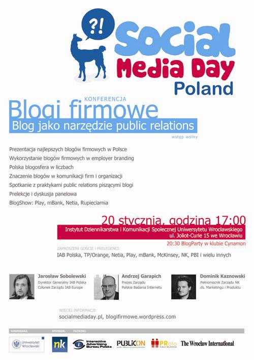 social media day poland