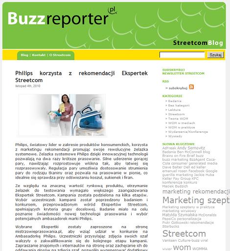 buzzreporter blog