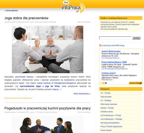 infopraca blog