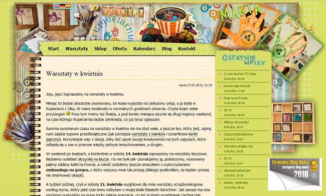 rupieciarnia blog