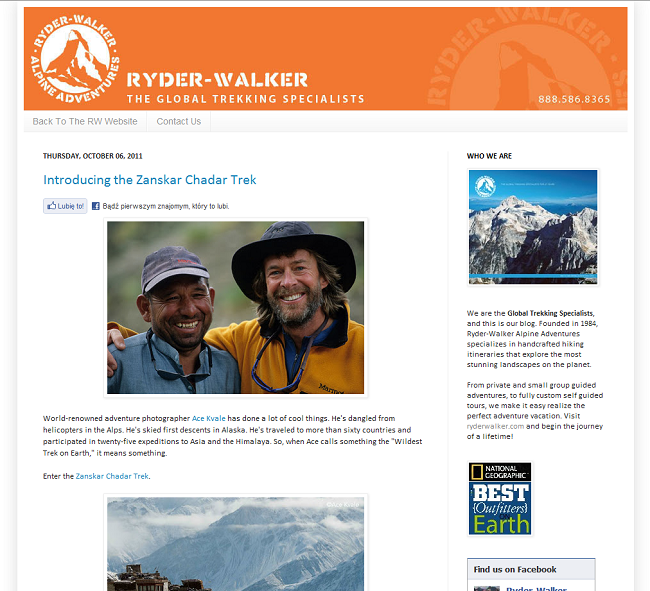 ryder-walker blog