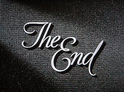the end blogs
