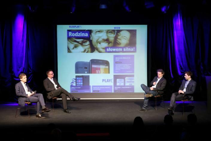 panel dyskusyjny - blogi firmowe
